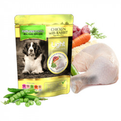 NATURES MENU DOG LIGHT (300 gr.)