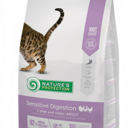 NATURES PROTECTION Cat Sensitive Digestion