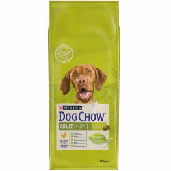 Purina Dog Chow Medium Breed Adult cu Pui 14 kg