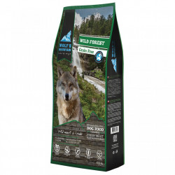 Wolf's Mountain Wild Forest 2.5 Kg