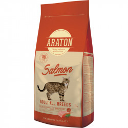 ARATON Cat Adult Salmon 15 KG