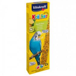 Baton pentru perusi Vitakraft Kracker Kiwi & Lemon 60 gr