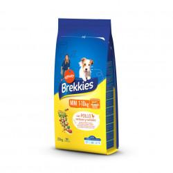 Brekkies Dog Mini cu pui, legume și cereale