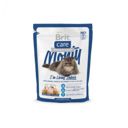 Brit Care Cat Monty Living Indoor 400 gr