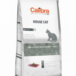 Calibra Cat House Pui si Rață 7 kg
