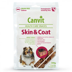 Canvit Health Care Snack Skin and Coat 200 gr