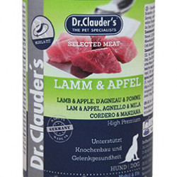 Dr. Clauder's Selected Meat Miel si Mar 400 g