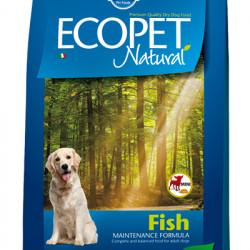 Ecopet Natural Adult Mini Peste 12 kg