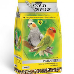 GOLD WINGS CLASSIC PARAKEET/NIMFA 500GR