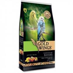 GOLD WINGS PREMIUM BUDGIE/PERUS 1KG