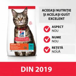 Hill's SP Adult hrana pentru pisici cu ton