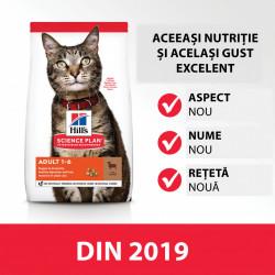 Hill's SP Adult hrana pentru pisici cu miel