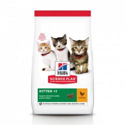 Hill's SP Feline Kitten cu Pui 1,5 kg