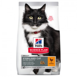 Hill's SP Feline Mature Sterilised cu pui