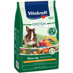 Hrana pentru iepuri Vitakraft Emotion Beauty Adult 600 g