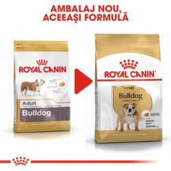 Hrana uscata caini ROYAL CANIN Bulldog Adult Ambalaj Nou