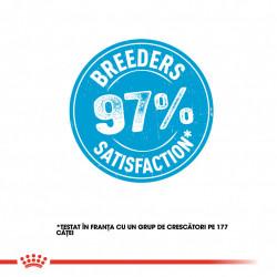 Hrana uscata caini ROYAL CANIN Maxi Puppy breeders satisfaction