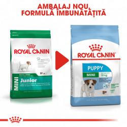 Hrana uscata caini ROYAL CANIN Mini Puppy Ambalaj Nou