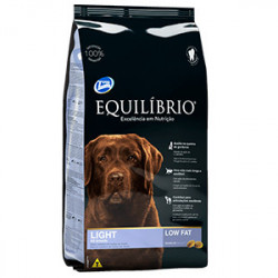 Hrana Uscata Equilibirio Adult Dog Light 15 kg