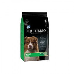 Hrana Uscata Equilibrio Adult Dog Active 15 kg