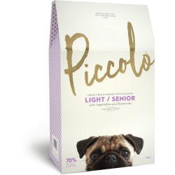 Hrana uscata pentru caini Piccolo Light Senior cu pui si somon 750 g