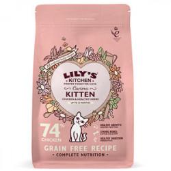 Lily's Kitchen Cat Curious Kitten Chicken 800 g