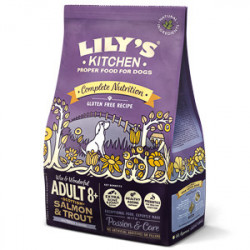 Lily's Kitchen Dog Complete Nutrition Senior Somon 1 kg