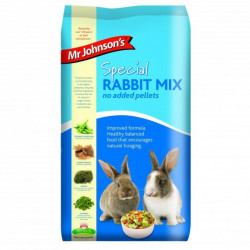 MR. JOHNSON`S SPECIAL RABBIT MIX (15 KG.)
