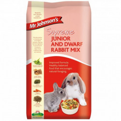 MR. JOHNSON`S SUPREME JUNIOR DWARF/RABBIT (900 GR.)