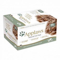 Multipack Applaws CAT fish selection 8 x 60 gr