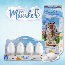 MUUSKE CAT MILK MULTIPACK 20 x 20ml