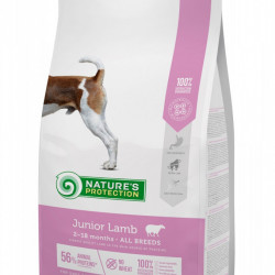 NATURES PROTECTION Junior cu miel 7.5 Kg