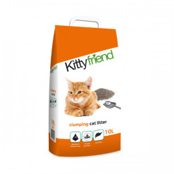Nisip litiera Sanicat Kittyfriend 10 L