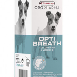 Oropharma Opti Breath apa de gura 250 ml