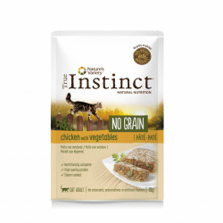True Instinct Cat No Grain Pate Pui 70 gr