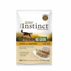 True Instinct No Grain Cat Pate cu pui proaspăt 70 gr