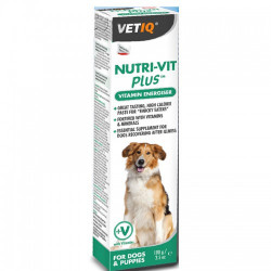 Vetiq Nutri-Vit Plus Dog 100 gr