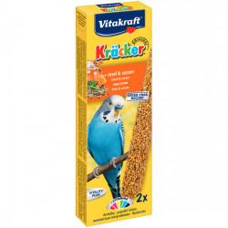 Baton pentru perusi Vitakraft Kracker Miere 60 gr