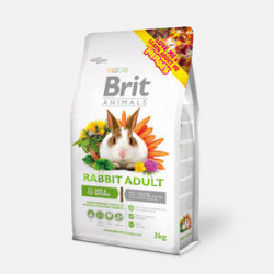 Brit Animals Iepure Adult 3 kg
