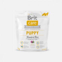 Brit Care Puppy Miel si Orez 1 kg