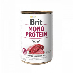 Brit Mono Protein Vită 400 gr