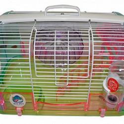 Cusca rozatoare colorata cu accesorii - 42 x 26 x 26 h