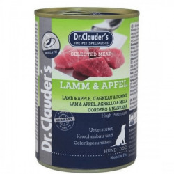 Dr. Clauder's Selected Meat Miel si Mar 800 g