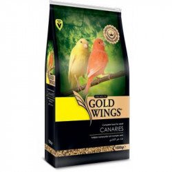 GOLD WINGS PREMIUM CANARY/CANARI 1KG