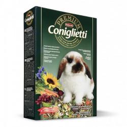 Hrana pentru iepuri Padovan Premium Coniglietti 500 g