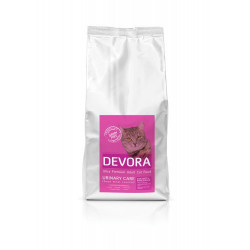 Hrana pisici Devora Grain Free Urinary curcan pui si rata 7.5 kg