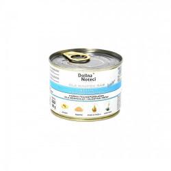 Hrana umeda caini Dolina Noteci Mini Junior burta de miel 185 g