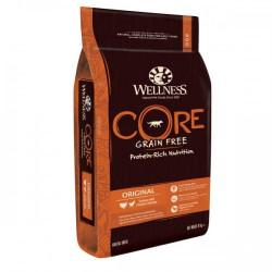 Hrana uscata caini Wellness Core cu curcan si pui 10 kg