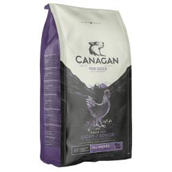 Hrana uscata pentru caini Canagan Adult Light Senior 12 kg