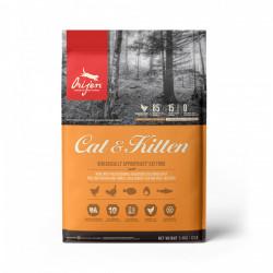 ORIJEN Cat & Kitten 5,4 kg LIVRARE GRATUITA